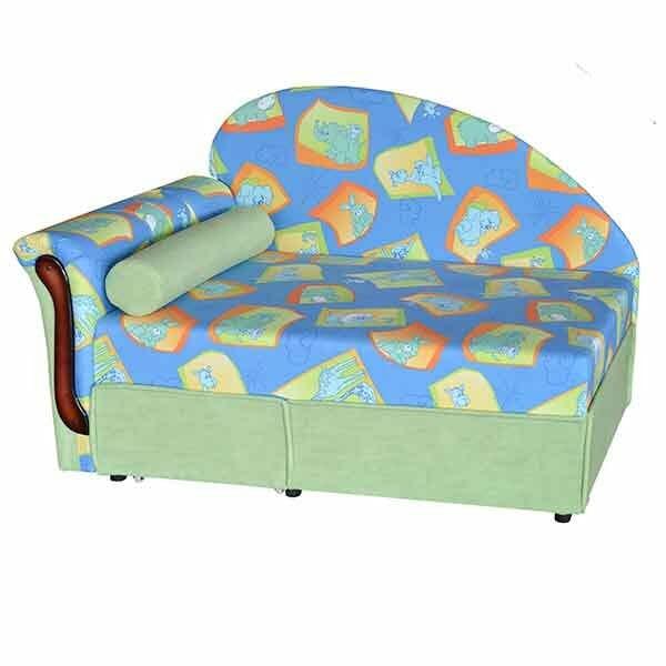 Детский диван Малыш поло купить от производителя за 10990 руб