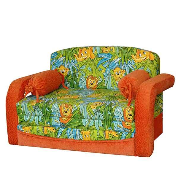 Детский диван Димочка купить от производителя с бесплатной доставкой по Москве за 11390 руб