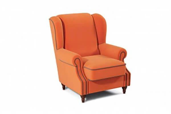 кресло в ткани FLEX (ИСКУССТВЕННАЯ ЗАМША) СОЮЗ-М - МЕБЕЛЬНАЯ ТКАНЬ