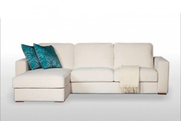 Фото дивана (мебели) в мебельной ткани Микровелюр (Велюр) Мебельери - Mebelliery Ecotex-08