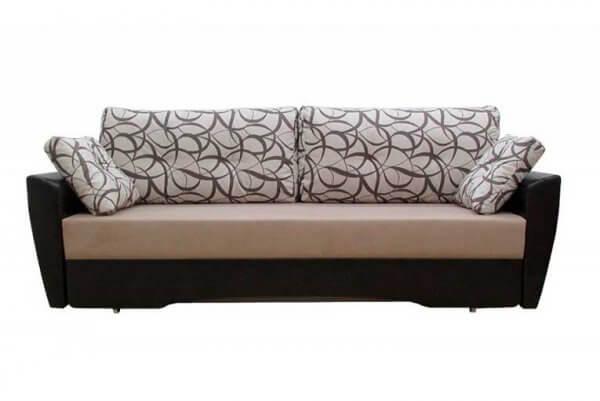 Фото дивана (мебели) в мебельной ткани Микровелюр (Велюр) Марал -