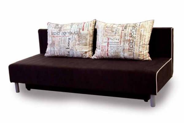 Фото дивана (мебели) в мебельной ткани Микровелюр (Велюр) Марал - Сити-Тайм-Газета