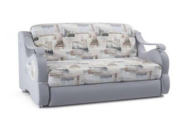 Фото дивана (мебели) в ткани Микровелюр (Велюр) Союз-М - Tavria 01