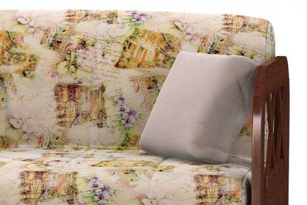 Фото дивана (мебели) в ткани Микровелюр (Велюр) Союз-М - Grasse 01