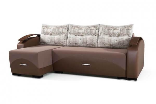 Фото дивана (мебели) в ткани Микровелюр (Велюр) Союз-М - Street 01