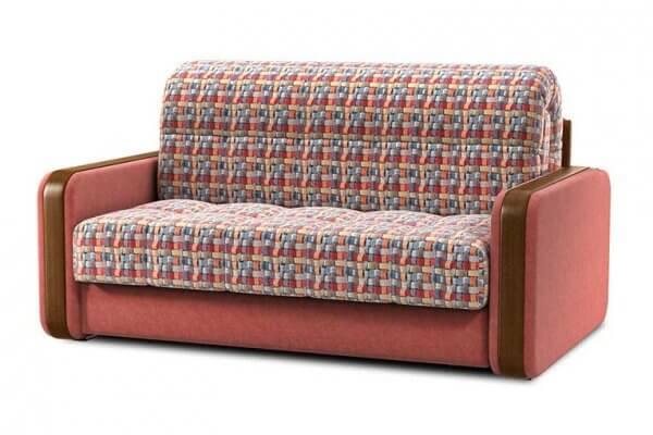 Фото дивана (мебели) в ткани Микровелюр (Велюр) Союз-М - Tissage-02