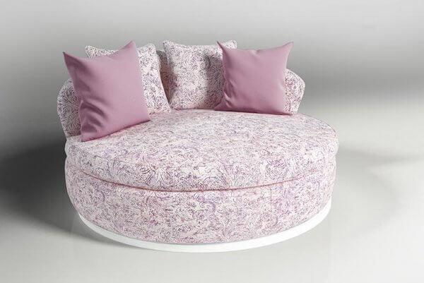 Фото дивана (мебели) в мебельной ткани Микровелюр (Велюр) Мебельери - Mebelliery Debut-col. 02