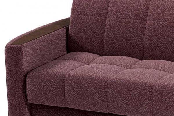 Фото дивана (мебели) в мебельной ткани Микровелюр (Велюр) Союз-М - Fly-04