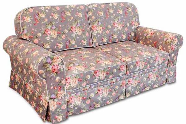 Фото дивана (мебели) в мебельной ткани Микровелюр (Велюр) Арбен - Arcadia-Multi