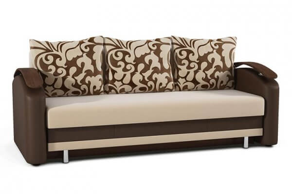Фото дивана (мебели) в ткани Микровелюр (Велюр) Союз-М - Fandy 03