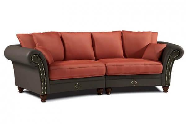 Фото дивана (мебели) в ткани Искусственная кожа Союз-М - hilton-20