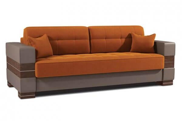 Фото дивана (мебели) в ткани Искусственная кожа Союз-М - hilton-07