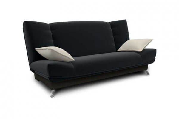 Фото дивана (мебели) в мебельной ткани Микровелюр (Велюр) Арбен - Vital-Bitter