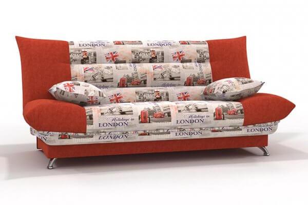 Фото дивана (мебели) в ткани Микровелюр (Велюр) Союз-М - Soho 01