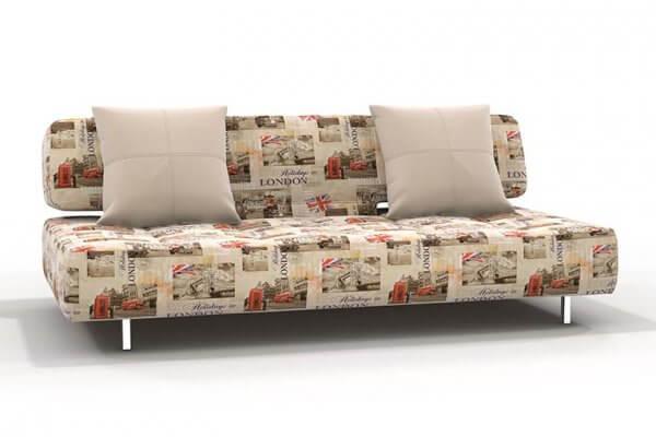 Фото дивана (мебели) в ткани Микровелюр (Велюр) Союз-М - Soho 02