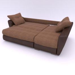 Угловой диван Амстердам Neo - 17 990р | жаккард + экокожа