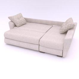Угловой диван Амстердам Liverpool - 24 500р | микровелюр - Mebelliery
