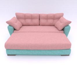 Бесплатная доставка, оплата по факту, гарантия 18 месяцев. Купите диван «Амстердам» Еврокнижку от производителя со скидкой 30% в Москве