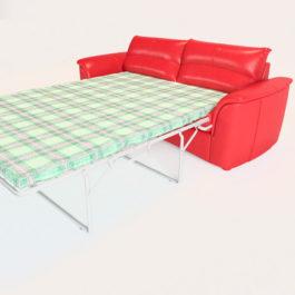 кожаный диван Плуто