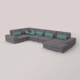 Модульный диван Ариэти Ариети-2 - 34 990 рублей | Скидка -30%