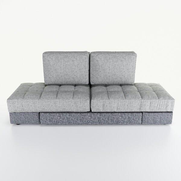 Успейте купить угловой диван трансформер Оливер во флоке от производителя со скидкой! Бесплатная доставка по Москве, оплата при получении, гарантия 100%