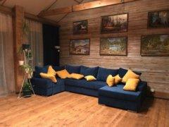 Бесплатная доставка, оплата при получении, гарантия 18 месяцев. Вы можете купить модульный диван Ариети от производителя недорого в Москве со скидкой 30%