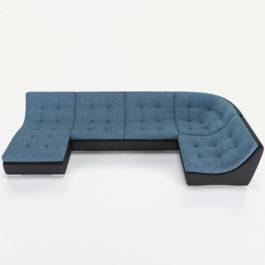 Бесплатная доставка, оплата при получении, гарантия 18 месяцев. Успейте купить модульный диван Монреаль недорого от производителя в Москве со скидкой 25%