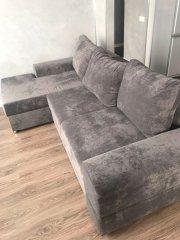 Угловой диван Каро в интерьере фото