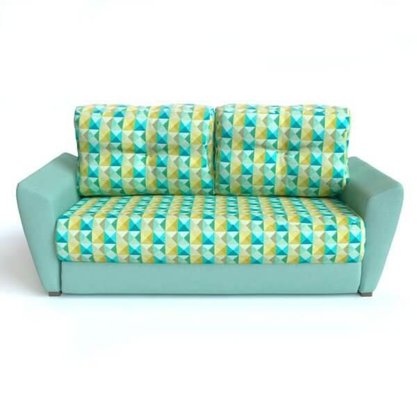 Бесплатная доставка, оплата при получении, любой размер и цвет. Успейте купить детский диван Амстердам мини недорого от производителя в Москве со скидкой