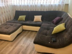 Модульный диван Монреаль во флоке фото