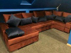 Модульный диван Ариети фото в интерьере