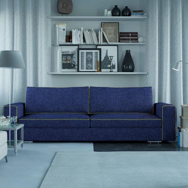 Бесплатная доставка, оплата при получении, любой размер и цвет. Успейте купить прямой диван Ричмонд недорого от производителя в Москве со скидкой