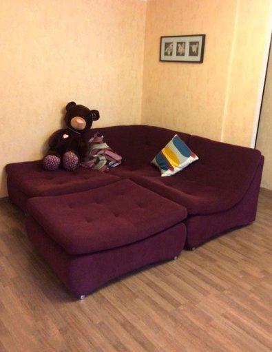 Угловой модульный диван Монреаль от производителя