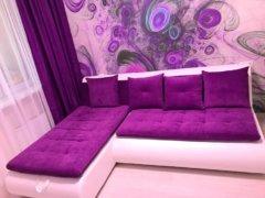 угловой диван Кормак в интерьере фото