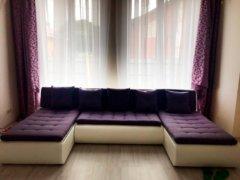 Модульный диван Кормак в интерьере фотографии