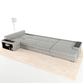 Бесплатная доставка, оплата при получении, любой размер и цвет. Успейте купить модульный диван Ричмонд от производителя недорого в Москве со скидкой