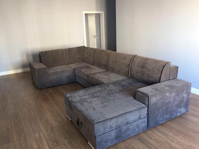 Модульный диван Ричмонд фотографии дивана в интерьере