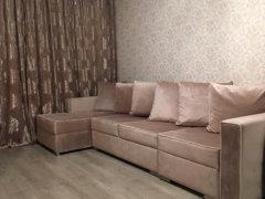 Угловой диван трансформер Ричмонд плюс в интерьере