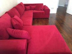 Ариети диван угловой в интерьере