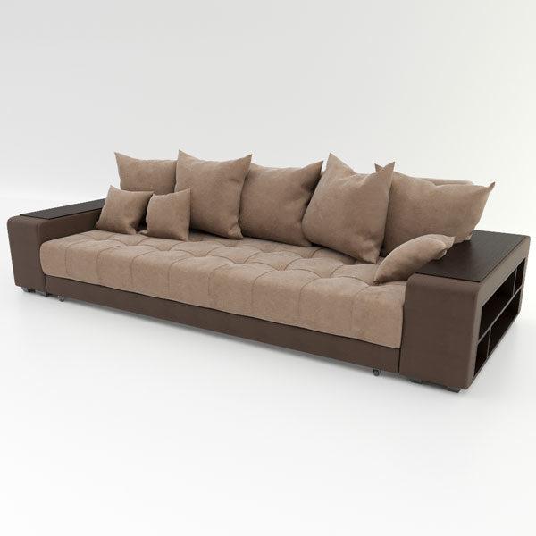 Бесплатная доставка, оплата при получении, любой размер и цвет. Успейте недорого купить прямой диван Дубай от в Москве от производителя