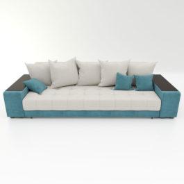 Бесплатная доставка, оплата при получении, любой размер и цвет. Успейте купить со скидкой прямой диван Дубай от производителя недорого в Москве распродажа
