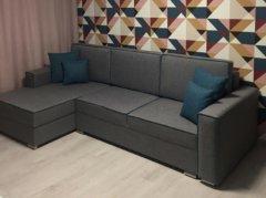 Ричмонд диван угловой в интерьере