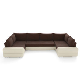 Бесплатная доставка, оплата при получении, гарантия 18 месяцев. Успейте купить со скидкой модульный диван Ариети недорого от производителя в Москве!