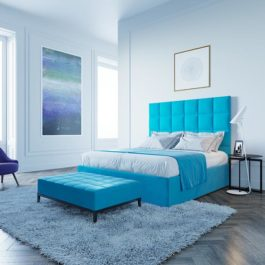 Бесплатная доставка, оплата при получении, любой размер и цвет. Успейте купить кровать Джерси недорого со скидкой от производителя в Москве