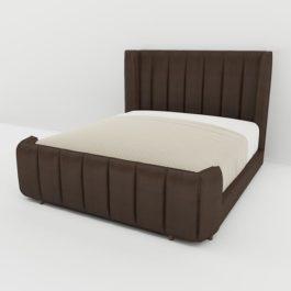 Бесплатная доставка, оплата при получении, любой размер и цвет. Успейте недорого купить со скидкой кровать Небраска от производителя в Москве
